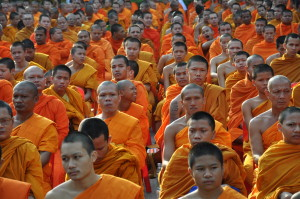 Monks picture
